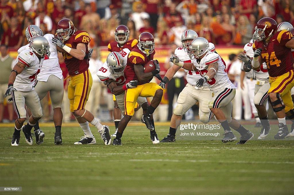 Ohio State v USC