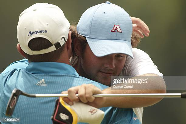 NCAA Men's National Championship Augusta State Patrick Reed during Finals at The Honors Course Ooltewah TN 6/6/2010 CREDIT Darren Carroll