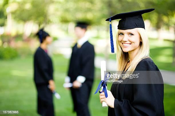 College-Absolventen