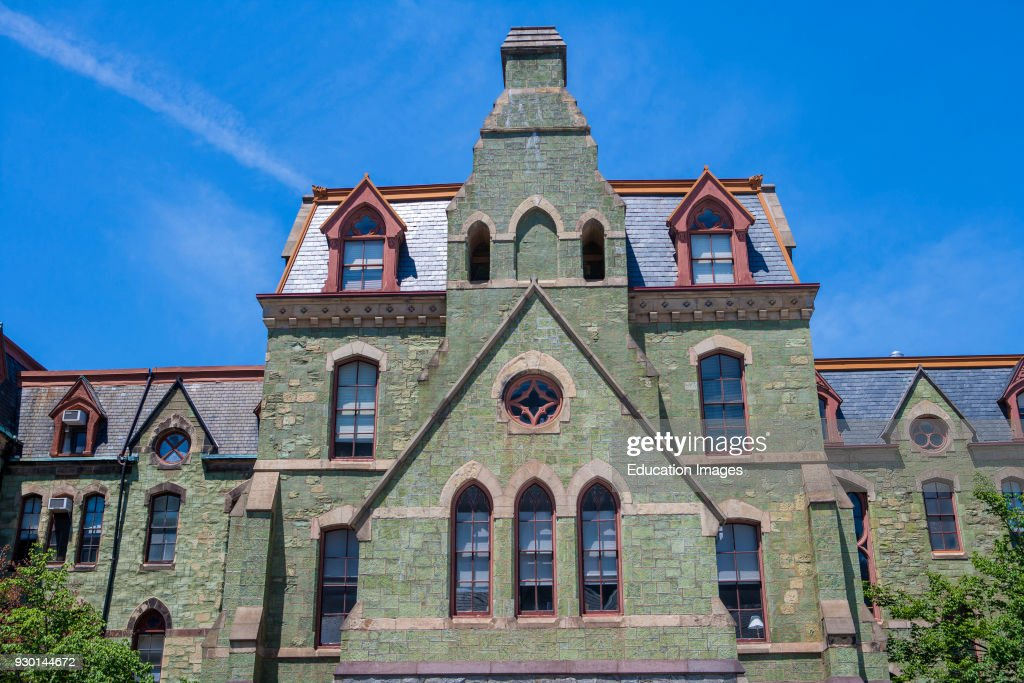 College Hall, University of Pennsylvania, Philadelphia, Pennsylvania, USA 2 : News Photo