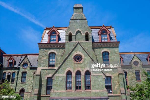 College Hall, University of Pennsylvania, Philadelphia, Pennsylvania, USA 2.