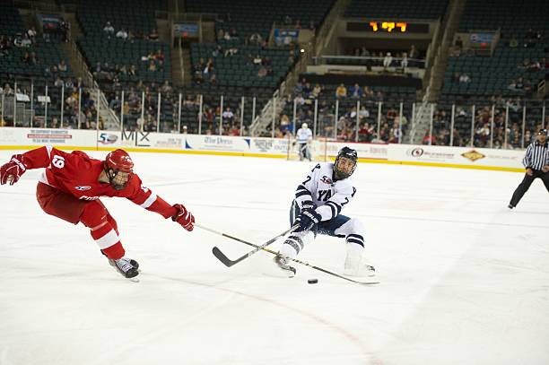 Yale University Vs Cornell University 2011 Ecac Hockey Men S Ice