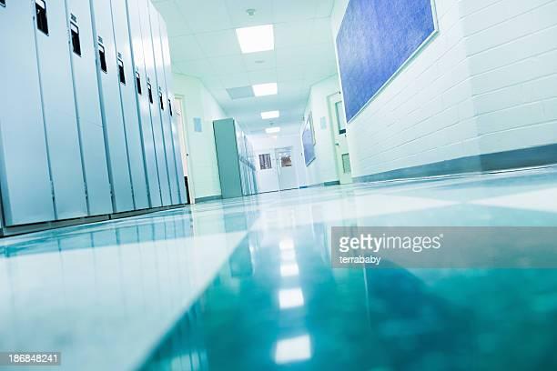 College School Corridor