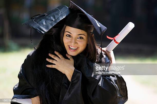 college students at graduation ceremony - new generation stock pictures, royalty-free photos & images