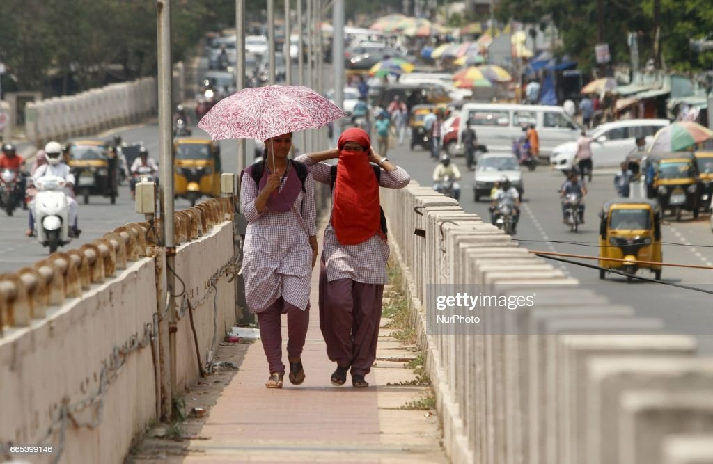 Heat Wave in India : News Photo