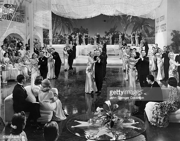 College Swing with George Burns and Gracie Allen Martha Raye Bob Hope Ben Blue Florence George Edward Everett Horton John Payne Betty Grable and...