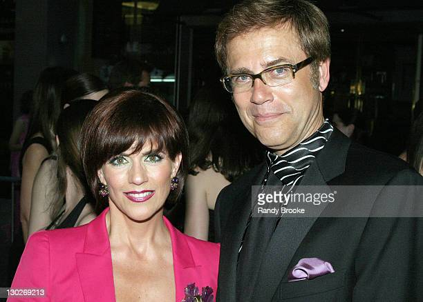 Collen Zink and Mark Pinter during 31st Annual Daytime Emmy Awards Arrivals at Radio City Music Hall in New York City New York United States