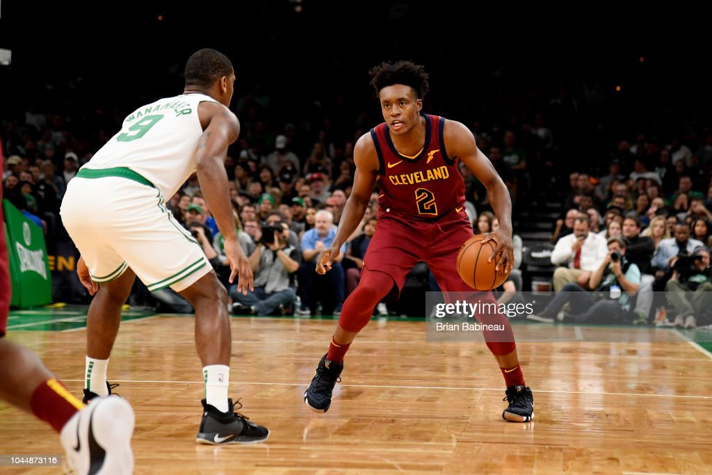 Cleveland Cavaliers v Boston Celtics : News Photo