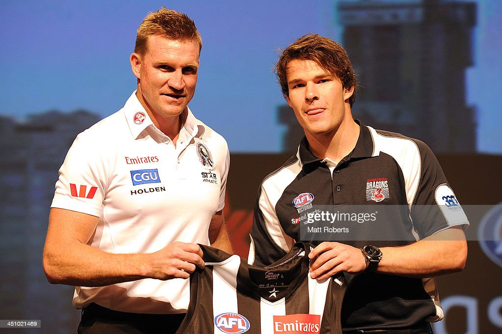 2013 NAB AFL Draft : News Photo