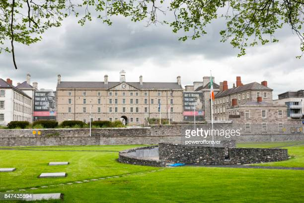 collins barracks in dublin, ireland - barracks stock pictures, royalty-free photos & images