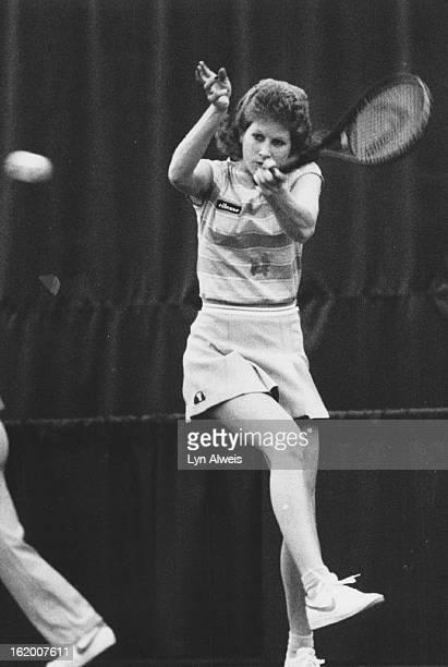 Collins, sandy; tennis; Sandy clif Carcol Baily;