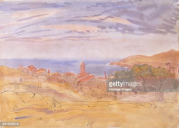 Collioure' 19071914 Artist James Dickson Innes