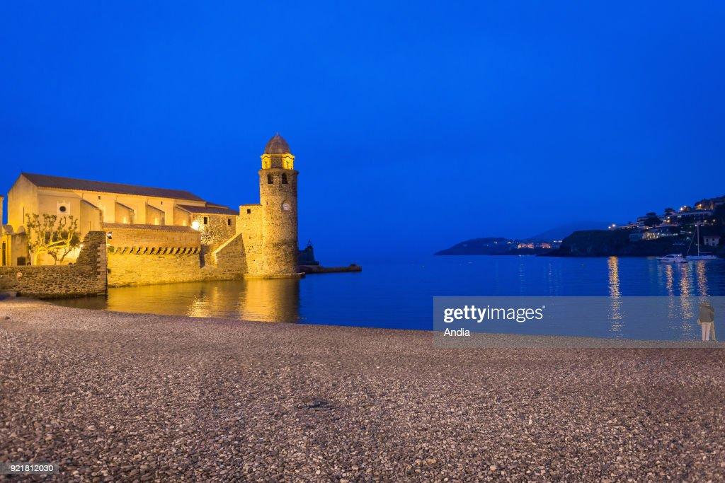 Collioure. : News Photo