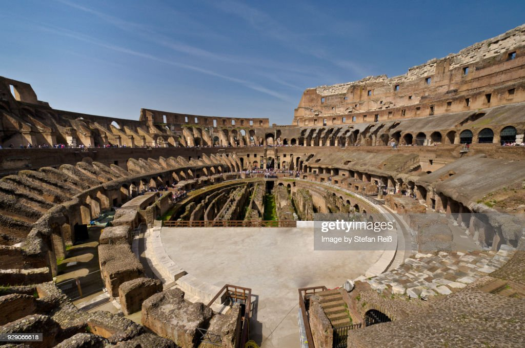 Colloseo of Rome : Stock Photo