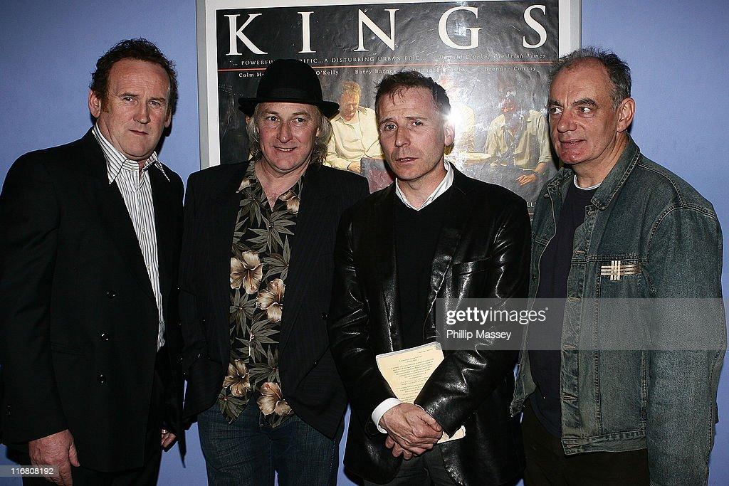 Irish Premiere of 'Kings'