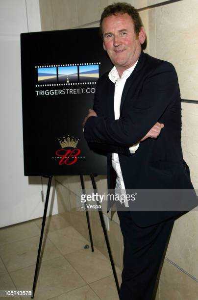 Colm Meaney during 2003 Toronto International Film Festival Budweiser/TriggerStreetcom Party at Lobby in Toronto Ontario Canada