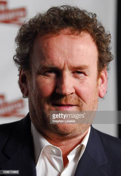 Colm Meaney during Opening Night of A Moon for the Misbegotten After Party Press Room at 230 5th Avenue in New York City NY United States