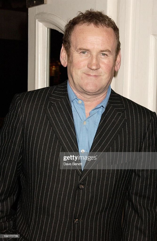 Colm Meaney, Intermission Movie Premiere And After Party At The Electric Cinema, Portobello Road, London