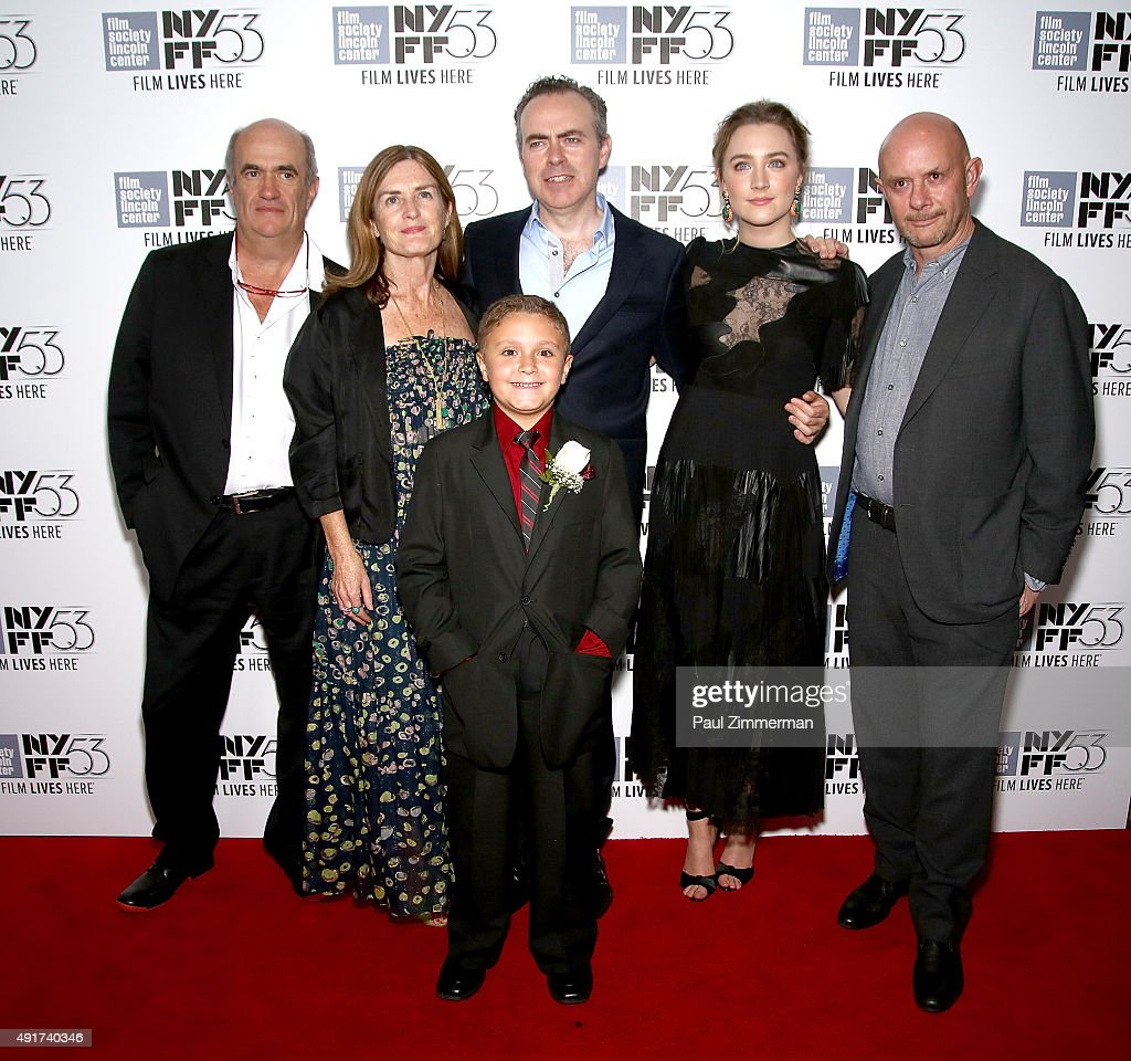 "53rd New York Film Festival - ""Brooklyn"" - Arrivals"