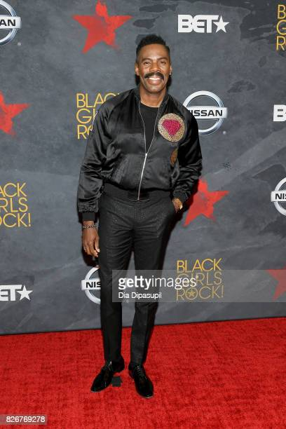 Colman Domingo attends Black Girls Rock 2017 at NJPAC on August 5 2017 in Newark New Jersey