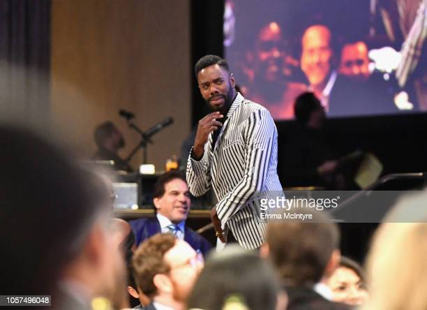 Colman Domingo attends the 22nd Annual Hollywood Film Awards at The Beverly Hilton Hotel on November 4 2018 in Beverly Hills California