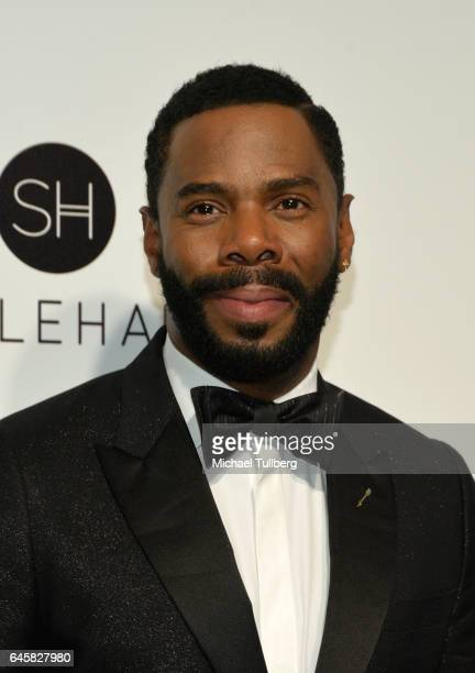 Colman Domingo attends the 25th Annual Elton John AIDS Foundation's Academy Awards Viewing Party at The City of West Hollywood Park on February 26...