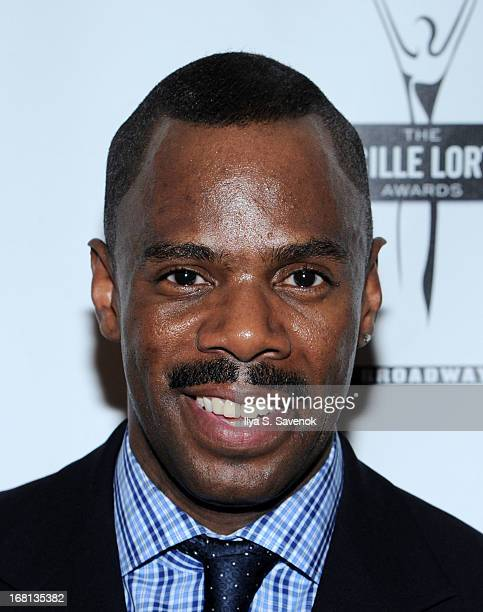 Colman Domingo attends the 28th Annual Lucille Lortel Awards at NYU Skirball Center on May 5 2013 in New York City