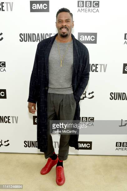 Colman Domingo attends the AMC Network Summit on April 08 2019 in New York City