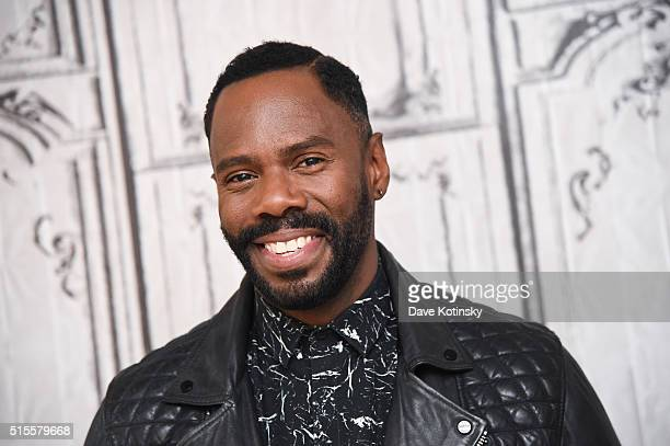 Colman Domingo attends the AOL Build Speaker Series at AOL Studios In New York on March 14 2016 in New York City