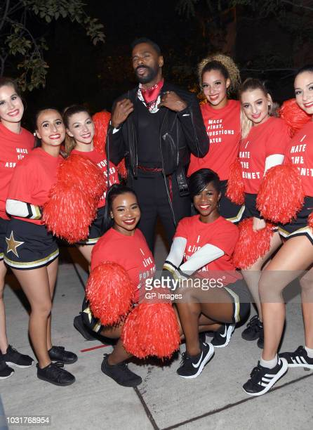 """Colman Domingo attends the """"Assassination Nation"""" premiere during 2018 Toronto International Film Festival at Ryerson Theatre on September 11, 2018..."""
