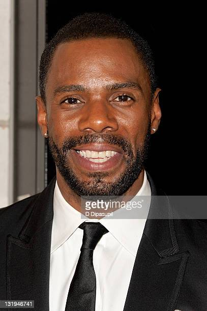 Colman Domingo attends the Venus in Fur Broadway opening night at the Samuel J Friedman Theatre on November 8 2011 in New York City