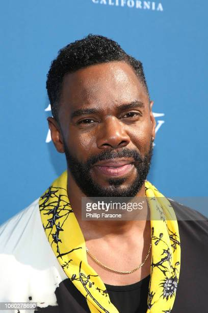 Colman Domingo attends Variety 10 actors to watch and Newport Beach Film Festival Fall Honors at The Resort at Pelican Hill on November 11 2018 in...