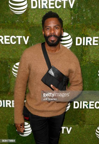 Colman Domingo stops by DIRECTV Lodge presented by ATT during Sundance Film Festival 2018 on January 21 2018 in Park City Utah