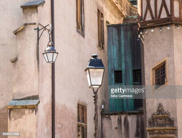colmar facade - mike caithness stock pictures, royalty-free photos & images