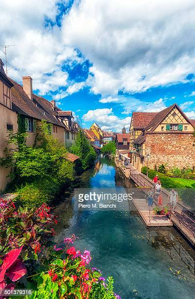 colmar - colmar stock photos and pictures