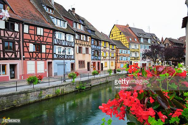 colmar, france - colmar stock photos and pictures