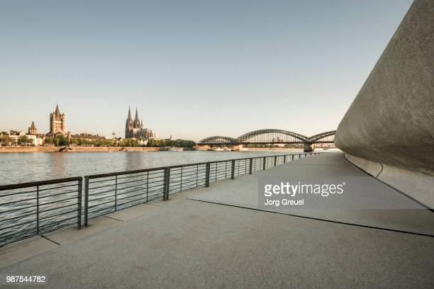 Cologne at sunrise