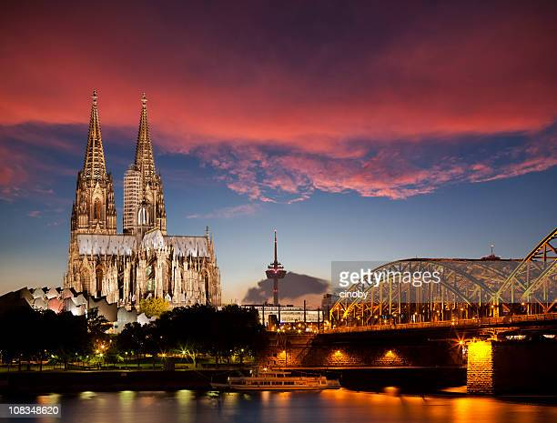 cologne cathedral - cologne stock pictures, royalty-free photos & images