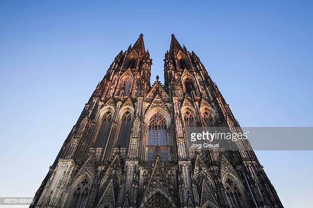 cologne cathedral - cologne cathedral stock photos and pictures