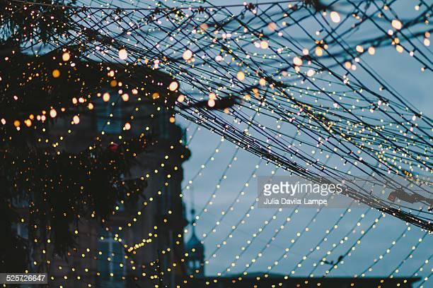 Cologne Christmas Lights