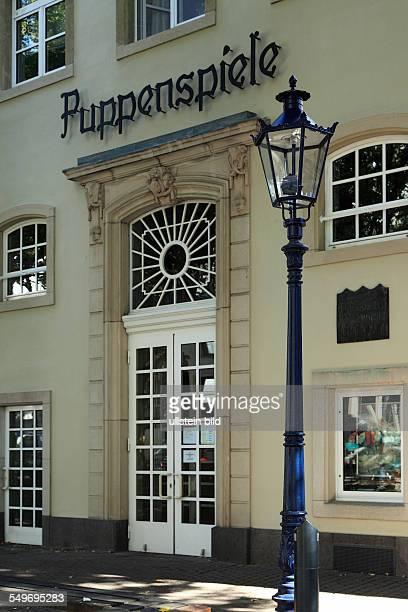 Cologne Haenneschen Theatre at the Eisenmarkt puppet theatre