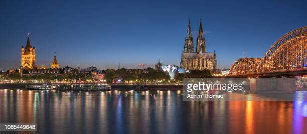 Cologne Skyline, Germany, Europe