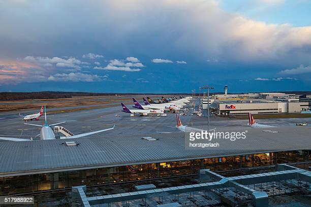 L'aéroport de Cologne/Bonn