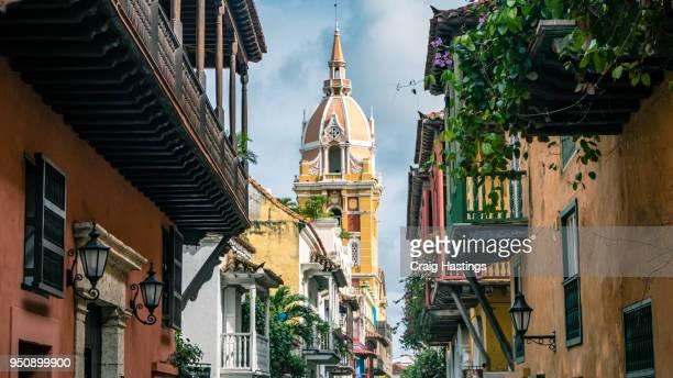 colombia cartagena - cartagena colombia fotografías e imágenes de stock