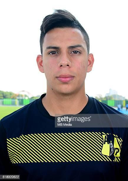 Colombia League Liga Aguila 20152016 Alianza Petrolera Futbol Club Colombia / Alex Stik Castro Giraldo