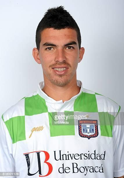 Colombia League Liga Aguila 20152016 Boyaca Chico Futbol Club Colombia / Ariel Roman Soto Gonzalez