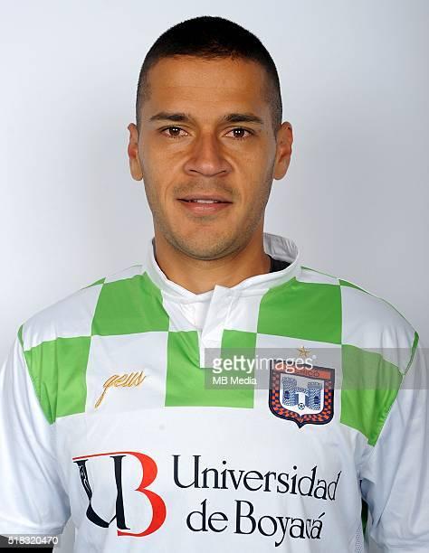 Colombia League Liga Aguila 20152016 Boyaca Chico Futbol Club Colombia / Jose Hubert Escobar Giraldo