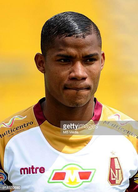 Colombia League Liga Aguila 20152016 Club Deportes Tolima Colombia / Wilmar Enrique Barrios Teran