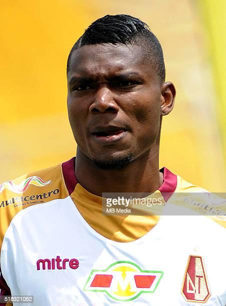 Colombia League Liga Aguila 20152016 Club Deportes Tolima Colombia / Henry Yoseiner Obando Estacio
