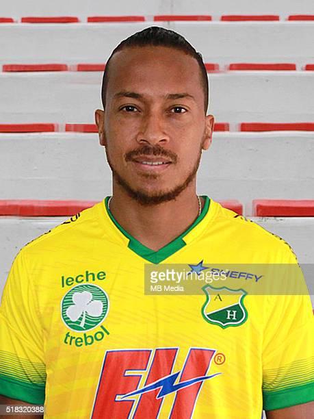 Colombia League Liga Aguila 20152016 Club Deportivo Atletico Huila Colombia / Victor Hugo Giraldo Lopez